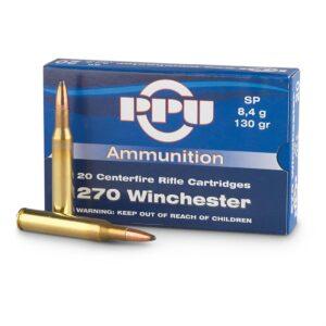 PPU 270 Winchester