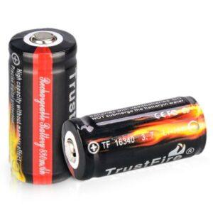 Baterija Punjiva Li-ion TrustFire TF16340 3.7V