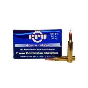 PPU 7mm REM MAG