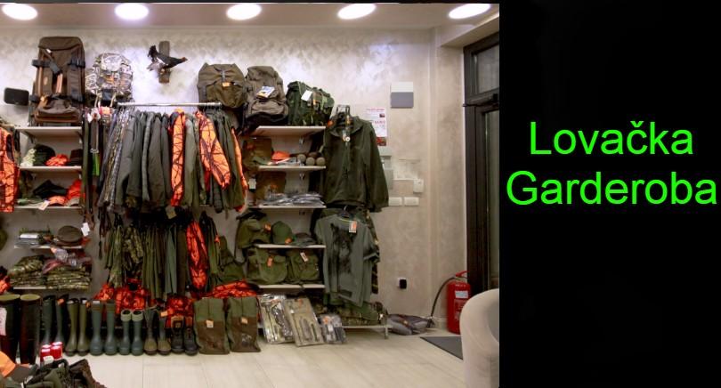Lovačka Garderoba