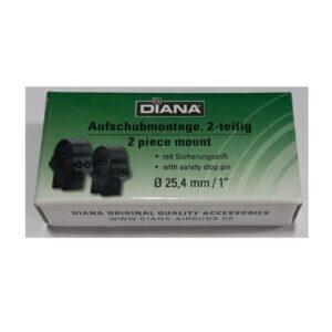 DIANA-Nosač optike 2 prstena