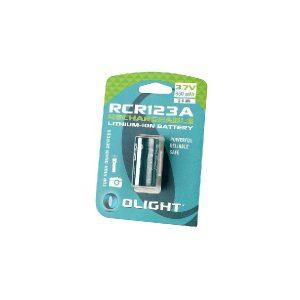 Baterija punjiva RPR 123A 650 mAh